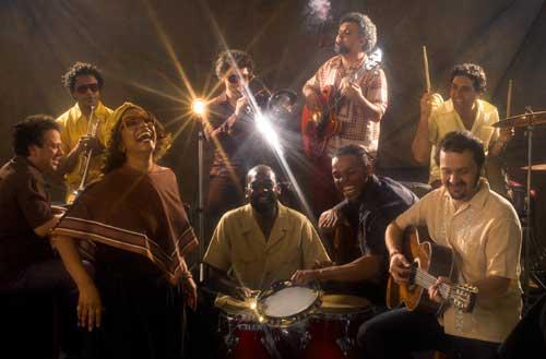 Cantores e bandas: Clube do Balanço