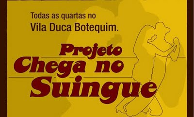 Samba rock anima as quartas do Vila Duca Botequim