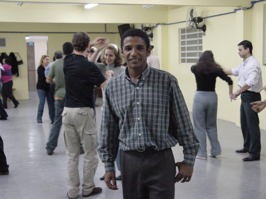 O Samba Rock segundo o Professor Moskito