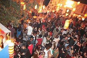 Diquinta comemora 5 anos com atrações