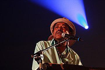 Carlos Dafé no Projeto Rio 40º, no Diquinta