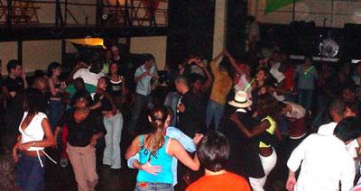 Curso de Férias de Samba Rock
