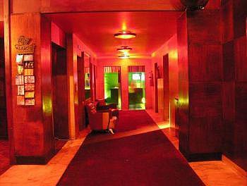 Clube do Samba Rock no Hotel Cambridge