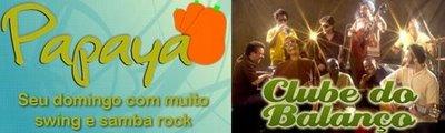 Clube do Balanço apresenta Domingo Papaya