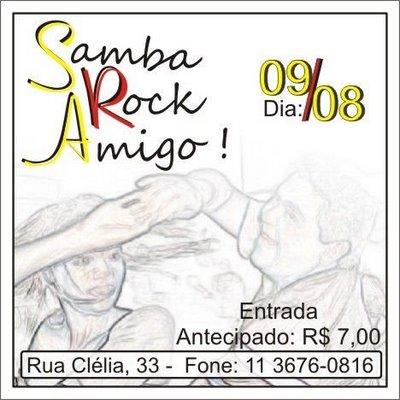 Samba Rock dos Amigos