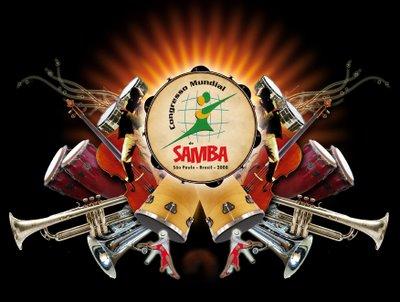 Vem aí o Congresso de Samba Brasil 2008