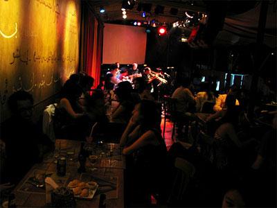 Muuuito samba rock no Grazie a Dio! em setembro