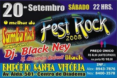 A Fest Rock vai balançar o ABCD de São Paulo