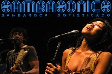 Samba Rock Sofisticado no Mars