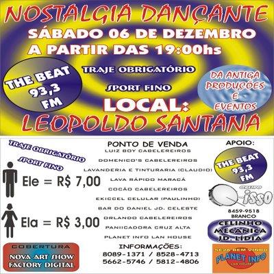 """Samba Rock de """"responsa"""" no Capão"""