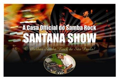 Domingueira de samba rock – Inauguração!
