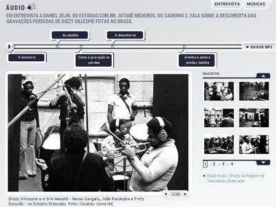 Disco perdido de Dizzy Gillespie e Trio Mocotó é descoberto após 35 anos
