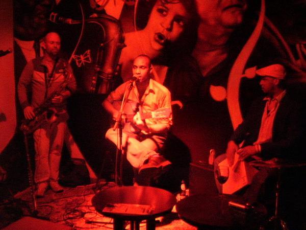 Noite de Samba Rock em Londres
