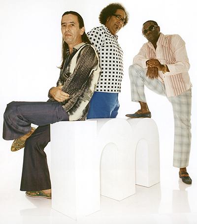 Sexta-Feira especial com Trio Mocotó