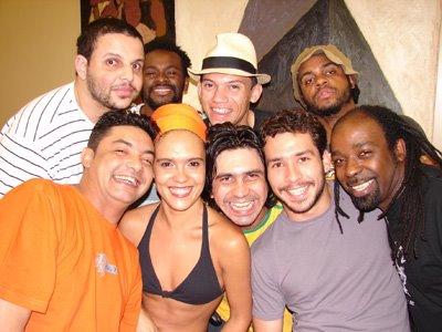 Show do Sandália de Prata grátis no ABC