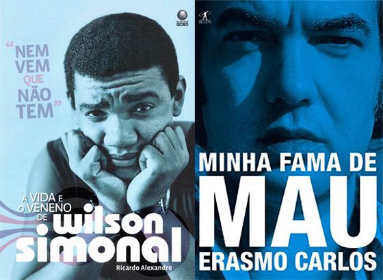 Um pouco da história do samba rock nos livros de Simonal e Erasmo