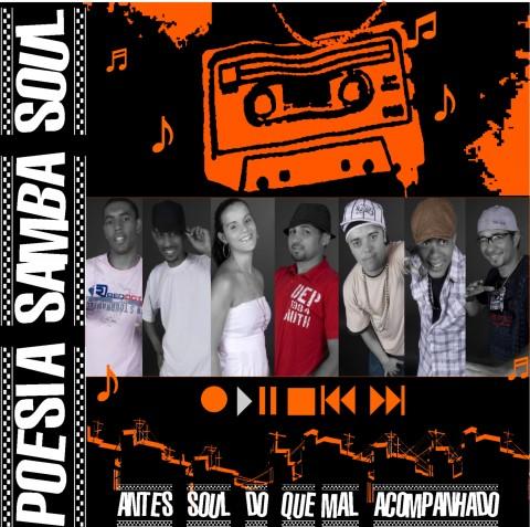 Gravação do DVD ao vivo da Banda Poesia Samba Soul