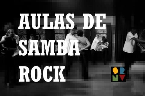Aulas de samba rock