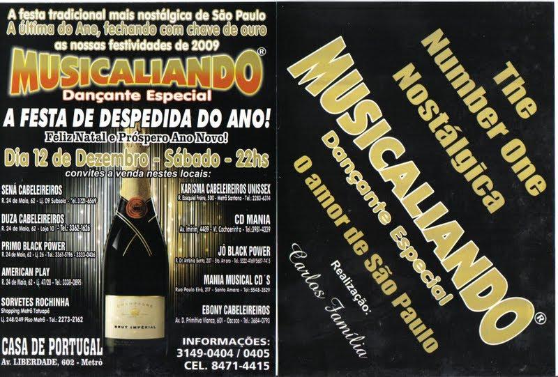 Musicaliando The Number One Especial