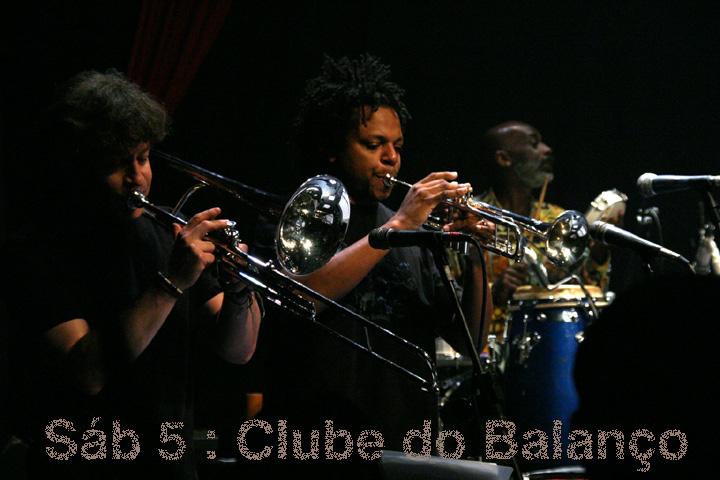 A Elite do Samba Rock no Mars: Clube do Balanço