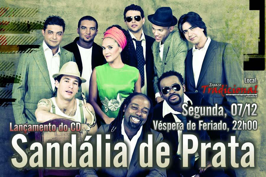 Sandália de Prata lança seu CD em Campinas