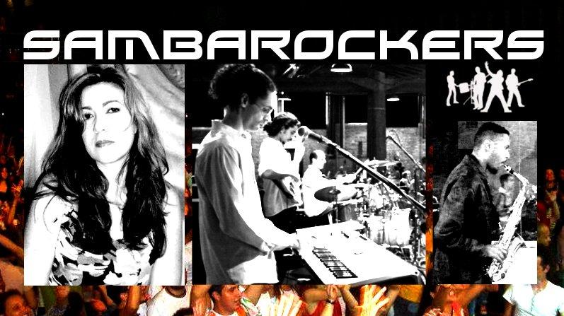 Quinta do Samba Rock na Galeria Olido – Sambarockers