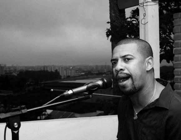 Quinta do Samba Rock na Galeria Olido – Galo Negro