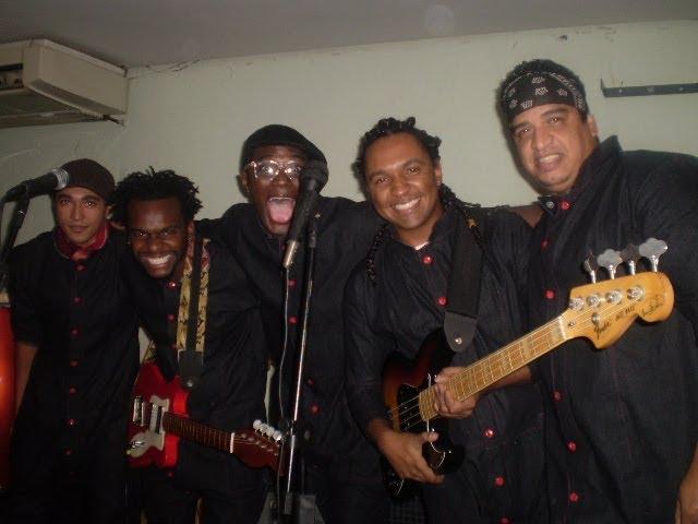 Vitrolla 70 leva samba rock ao Barracuda toda segunda