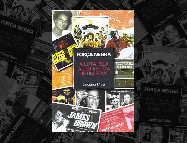 Lançamento do livro 'Força Negra'