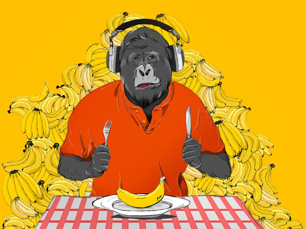 Banana Groove no SESC Santos