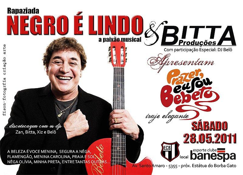 Grande Show do Bebeto em São Paulo