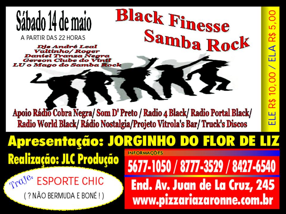 Black Finesse Samba Rock