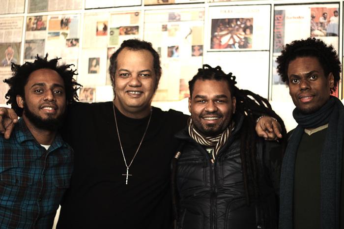 Banda Black Rio prepara Super Nova Samba Funk