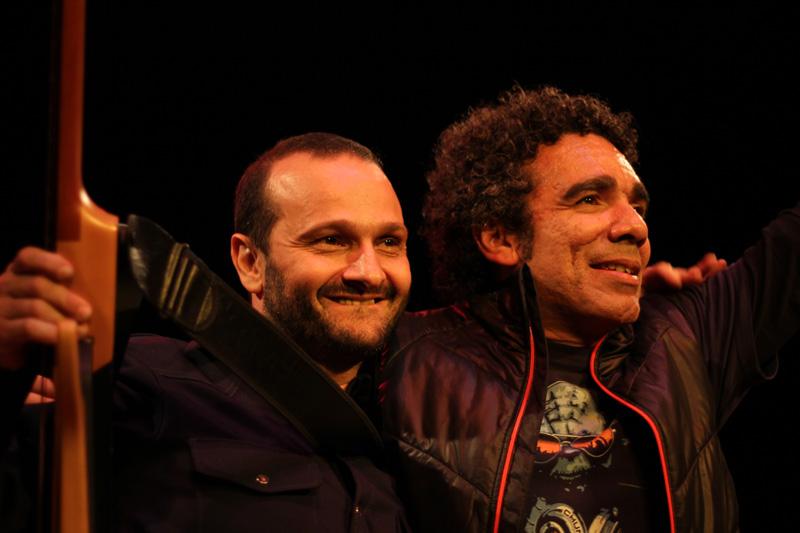 Fotos | Show do Clube do Balanço e Simoninha no CCJ