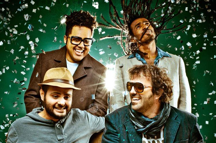 Grooveria propagando samba rock no mês de julho