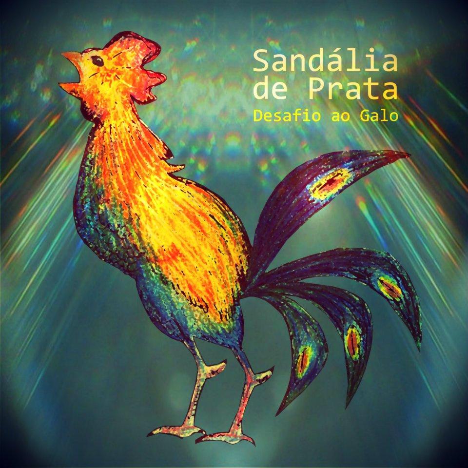 """Sandália de Prata lança novo álbum """"Desafio ao Galo"""" no SESC"""