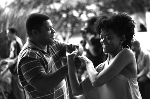 Casal dançando samba rock no SESC Pinheiros (São Paulo - SP) - Foto: Samba Rock Na Veia