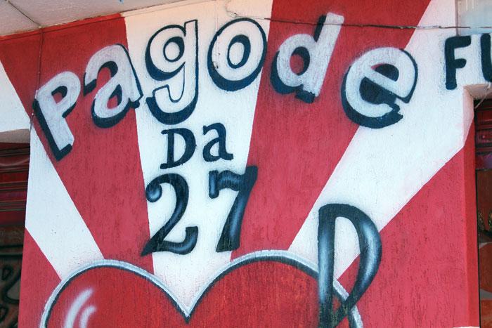 Fotos | Última Roda de Samba de 2011 no Pagode da 27