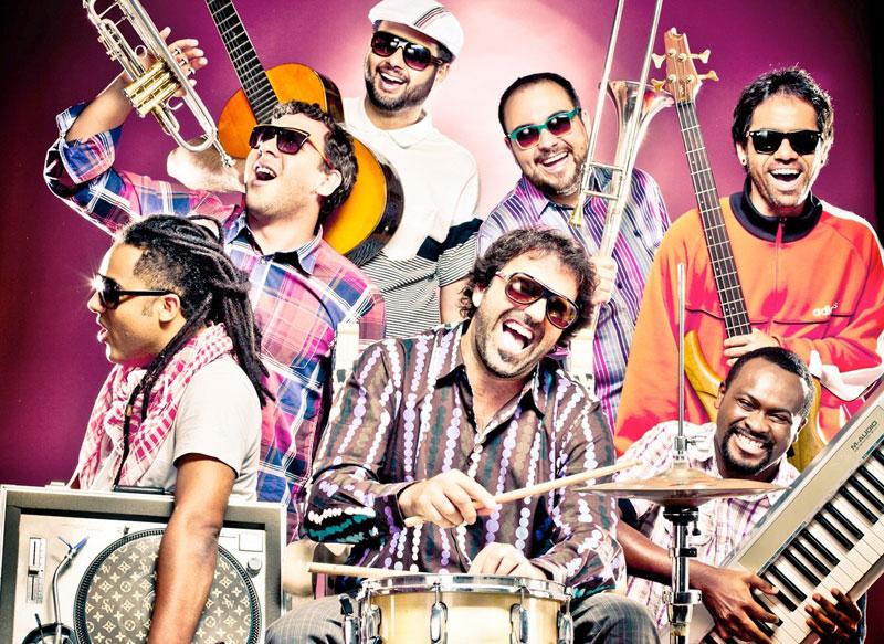 Grooveria faz show na Vila Madalena