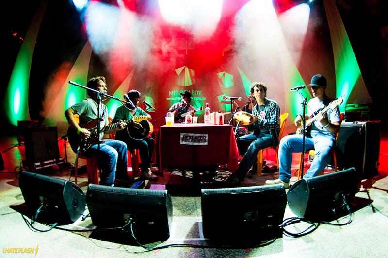 Cantores e bandas | Projeto Feijoada