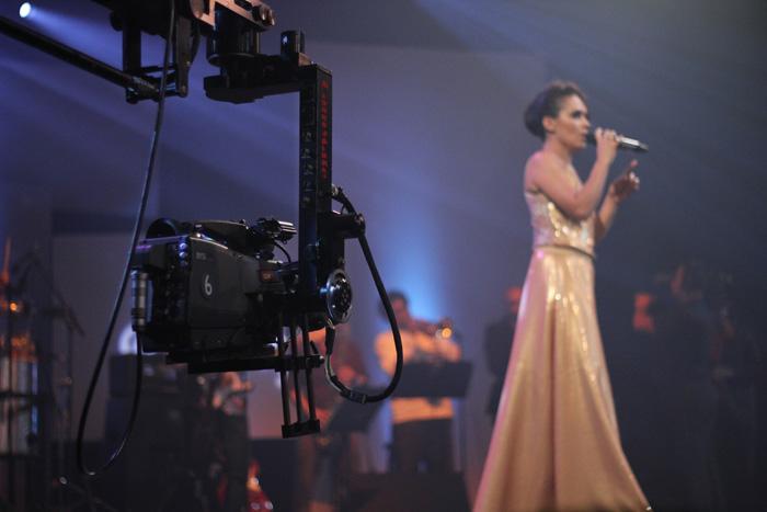 Fotos | Gravação da Noite do Balanço da TV Cultura