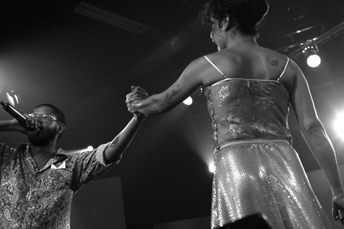 Fotos | Noite do Balanço da TV Cultura – Preto e branco