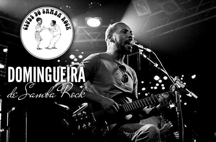 Domingueira Clube do Samba Rock com Pelezinho Paes