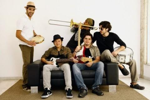 Sexta tem samba rock com a banda Zucas