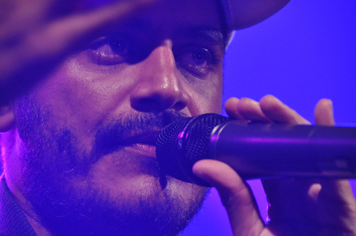 Fotos | Show do Criolo no CCJ