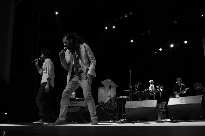 Fotos | Show de lançamento do novo álbum da banda Black Rio