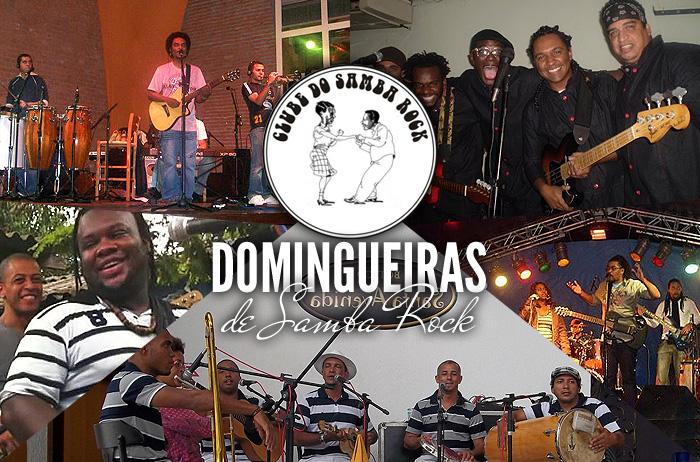 CANCELADO – Domingueiras do Clube do Samba Rock em abril