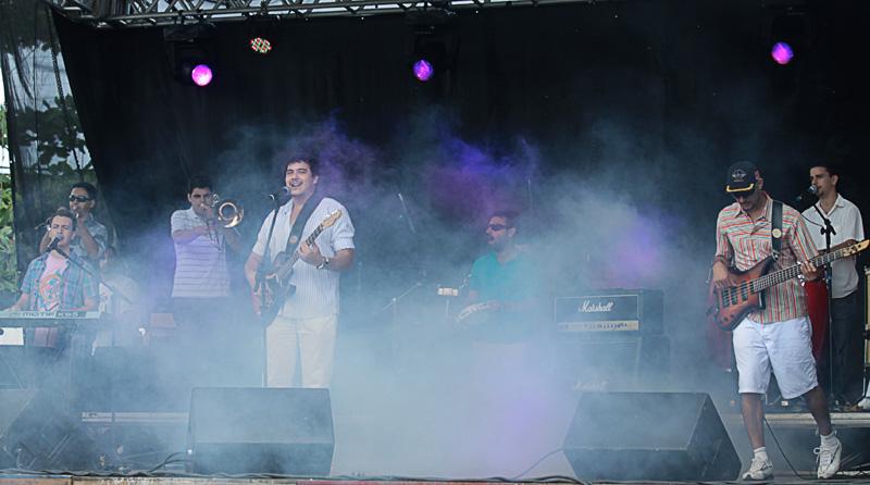 Cantores e bandas | Banda Marelua