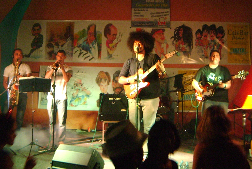 Cantores e bandas | Nigroover