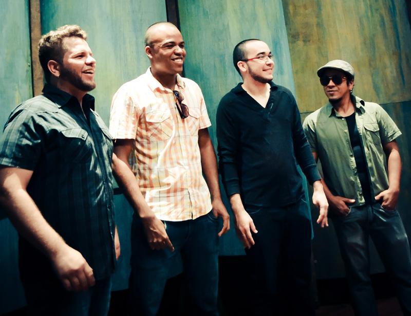 Cantores e bandas | Samba Chic